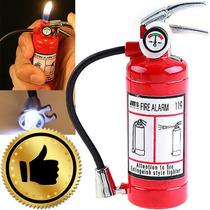 Encendedor Extintor Recargable Economico Encendedor Raro
