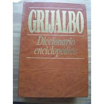 Diccionario Enciclopédico Grijalbo-competo 3 Tomos-ilust-hm4