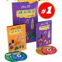 Manualidades Para Preescolar Y Primaria Vol I : 1 Vol + 4 Dv
