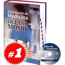 Diccionario De Medicina Océano Mosby Nuevo Y Original