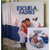 Escuela Para Padres 4 Tomos + 1 Cd