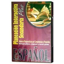 Planeacion Y Avances Programaticos Secundaria Español Actual