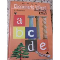 Gran Diccionario Infantil Ilustrado Eman Nuevo De Paquete