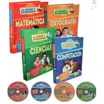 A Jugar Y Aprender! Matemáticas, Ortografía, Computacion...