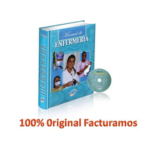 Libro De Enfermería 1 Tomo Euromexico