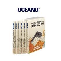 Biblioteca Atrium De La Construccion 6 Vols Oceano