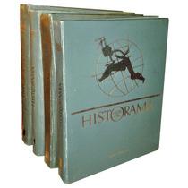 Enciclopedia Colección Historama - Codex, 4 Tomos-1966