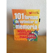 101 Formas De Optimizar La Memoria Selecciones Reader Digest