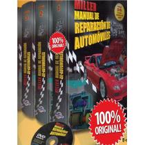 Manual De Reparación De Automoviles. Miller 4vols Euromexico
