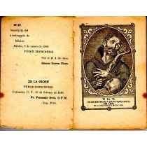Libreria Franciscana De Pla Devocionario Y Canticos 1948!!