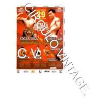 Programa De Mano Funcion De Box Arena Mexico.2007 O, 2008