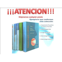 Biblioteca De Odontologia 5 Tomos Edic Euromexico