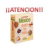 La Cocina De México Inventa Tus Menús.