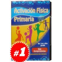 Activación Física Primaria Por Competencias 3 Cd