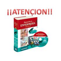 Manual De La Enfermería 1 Tomo + Cd-rom Oceano Ed 2012