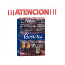 Libro De Cocteles 1 Tomo + 1 Cd Ed. Euromexico