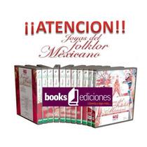 Joyas Del Folklor Mexicano 11 Dvds + 11 Cds