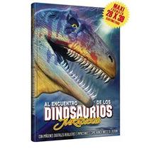 Libro De Dinosaurios Jurasicos