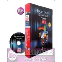 Enciclopedia Tematica Secundaria 1 Vol + Cd Time Life