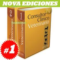 Consultor Clínico Veterinario. Nuevo Y Original