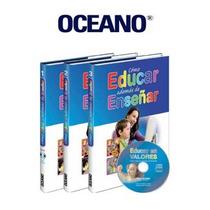 Como Educar Ademas De Enseñar 3 Vols 1 Cd Oceano
