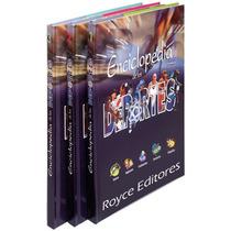 Enciclopedia De Los Deportes 3 Vols + 1 Dvd Video