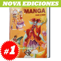 Dibujar Manga Paso A Paso 1 Vol.original