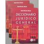 Diccionario Jurídico General 3 Vols.