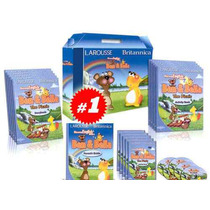 Discover English With Ben & Bella 5 Vols + 5 Dvds +5 Cuader