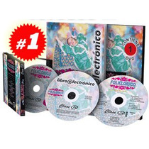 Folklórico Volumen Iii : 1 E-book + 1 Dvd + 1 Cd Audio