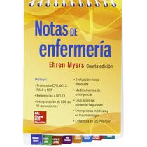 Libro Notas De Enfermeria 4e