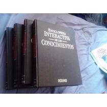 Don Quijote De La Mancha Y Enciclopedias Oceano Interactiva