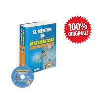 El Mentor De Matematicas 1 Vol 1 Cd Oceano