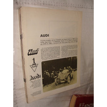Libro Revistas Sobre Autos , Parecen Ser De Una Enciclopedia