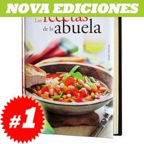 Libro De Cocina, Las Recetas De La Abuela. Nuevo Y Original