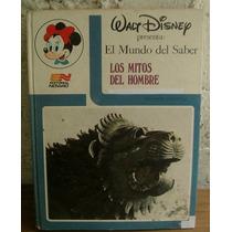 Walt Disney Presente: El Mundo Del Saber 3 Tomos
