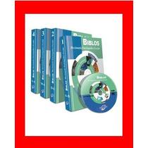Diccionario Enciclopédico Biblos 2000 4 Vols Euromexico
