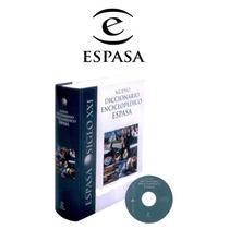 Nuevo Diccionario Enciclopédico Espasa 1 Vol + 1 Cd