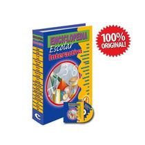Enciclopedia Escolar Interactiva 1 Tomo + 1 Cd