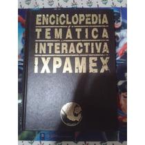 Enciclopedia Tematica Interactiva Ixpamex 3 Tomos