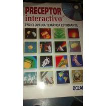 Receptor Interactivo Enciclopedia Temática Estudiantil Océan