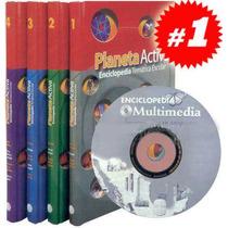 Planeta Activa 4 Vols + 1 Cd