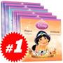 Princesas Historias Bilingües Con Valores 6 Vols