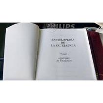 Enciclopedia De La Excelencia 10 Tomos. Miguel Angel Cornejo