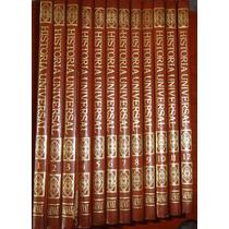 Enciclopedia Historia Universal, 12 Tomos, Salvat, Remato