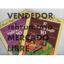 Mi Primera Enciclopedia,todo Lo Hago Yo,cuadernos De Trabajo