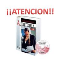 Enciclopedia De La Auditoría 1 Tomo + 1 Cd