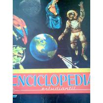 Enciclopedia Estudiantil Antigua De Coleccion Completa Vv4