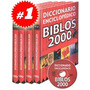 Diccionario Enciclopédico Biblos 2000 4 Vols + 1 Cd