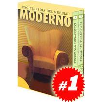 Enciclopedia Del Mueble Moderno 2 Vols